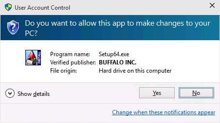 buffalo drivenavi.exe