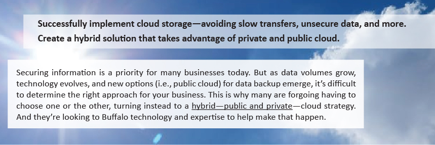 What is a Hybrid Cloud and how can it secure my data & save