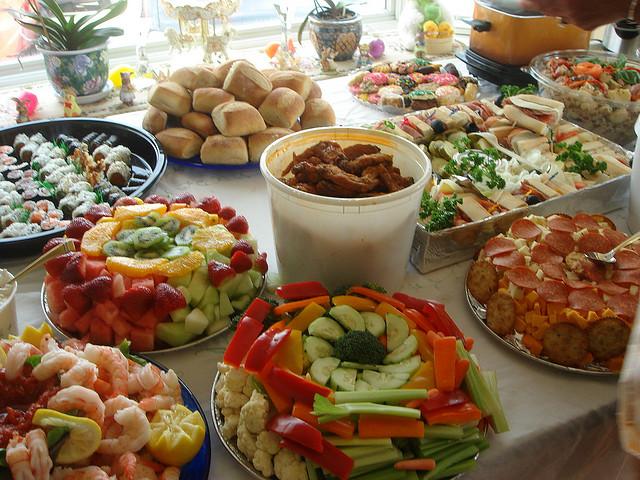 football party essentials food drink wi fi buffalo americas