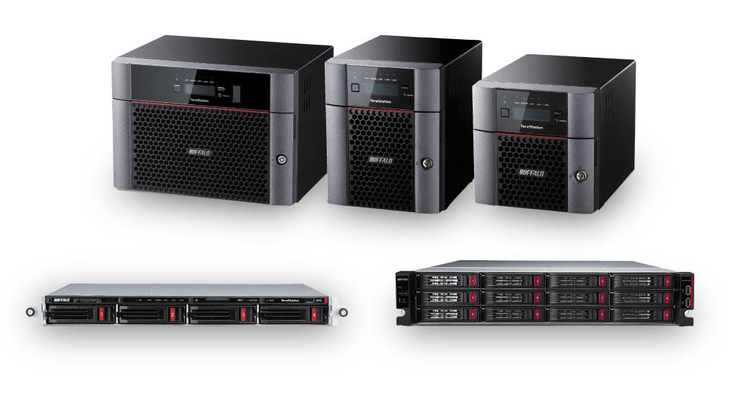 TeraStation™ 5010 Series