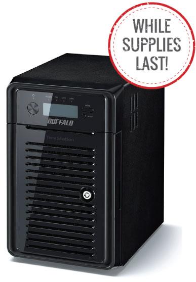 TeraStation™ WSH5610DNS2