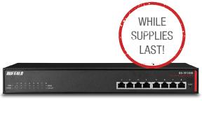 10 Gigabit Ethernet Switch
