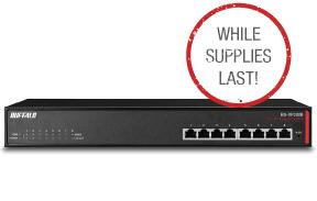 10 Gigabit Ethernet Switch