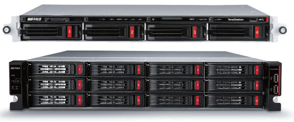TeraStation™ 5010 Series - Rackmount