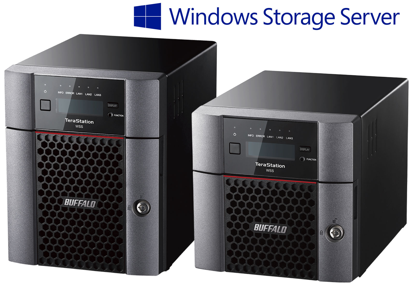 TeraStation™ WS5020 - Desktop