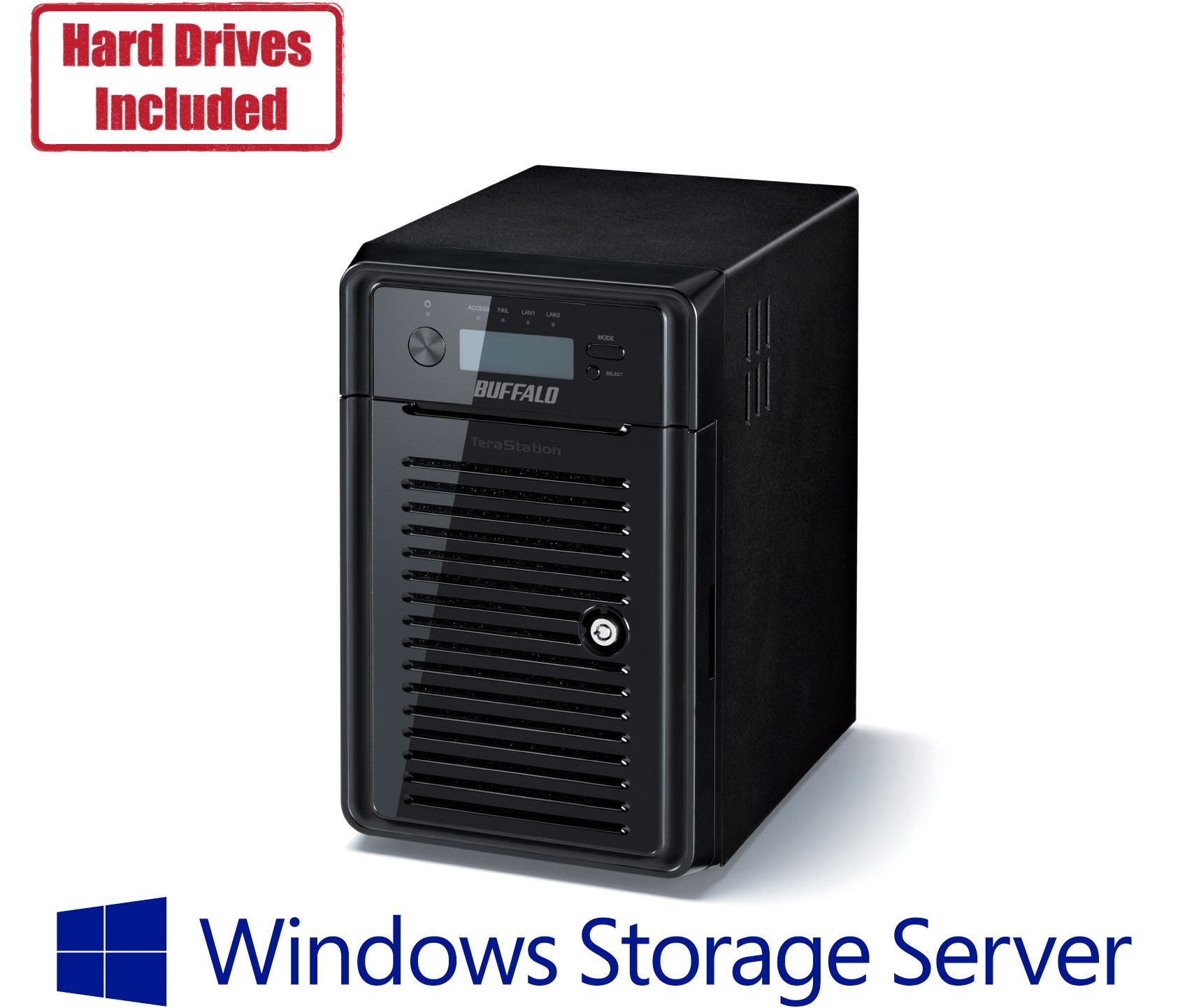 Network Attached Storage | Buffalo Americas