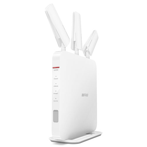 AirStation™ Extreme AC1900 Gigabit Dual Band Open Source DD-WRT NXT Wireless Router