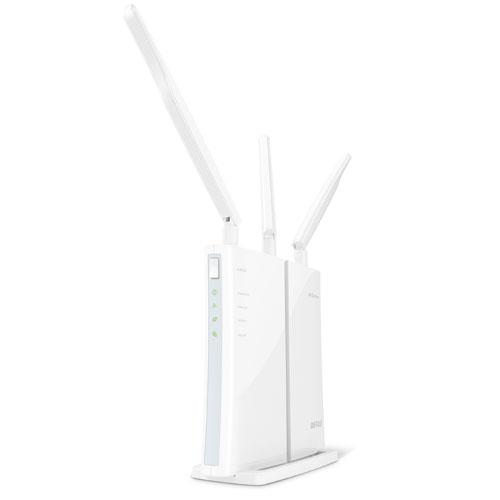AirStation™ N450 Gigabit Open Source DD-WRT Wireless Router