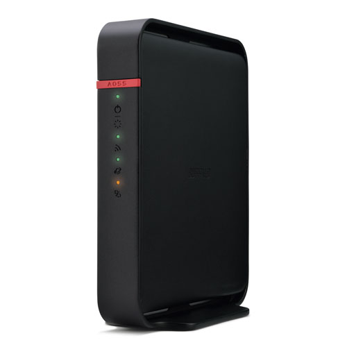 AirStation™ HighPower N300 Open Source DD-WRT Wireless Router