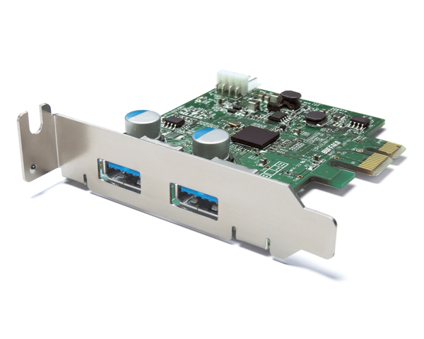 USB 3.0 2-Port PCI-Express Interface Board